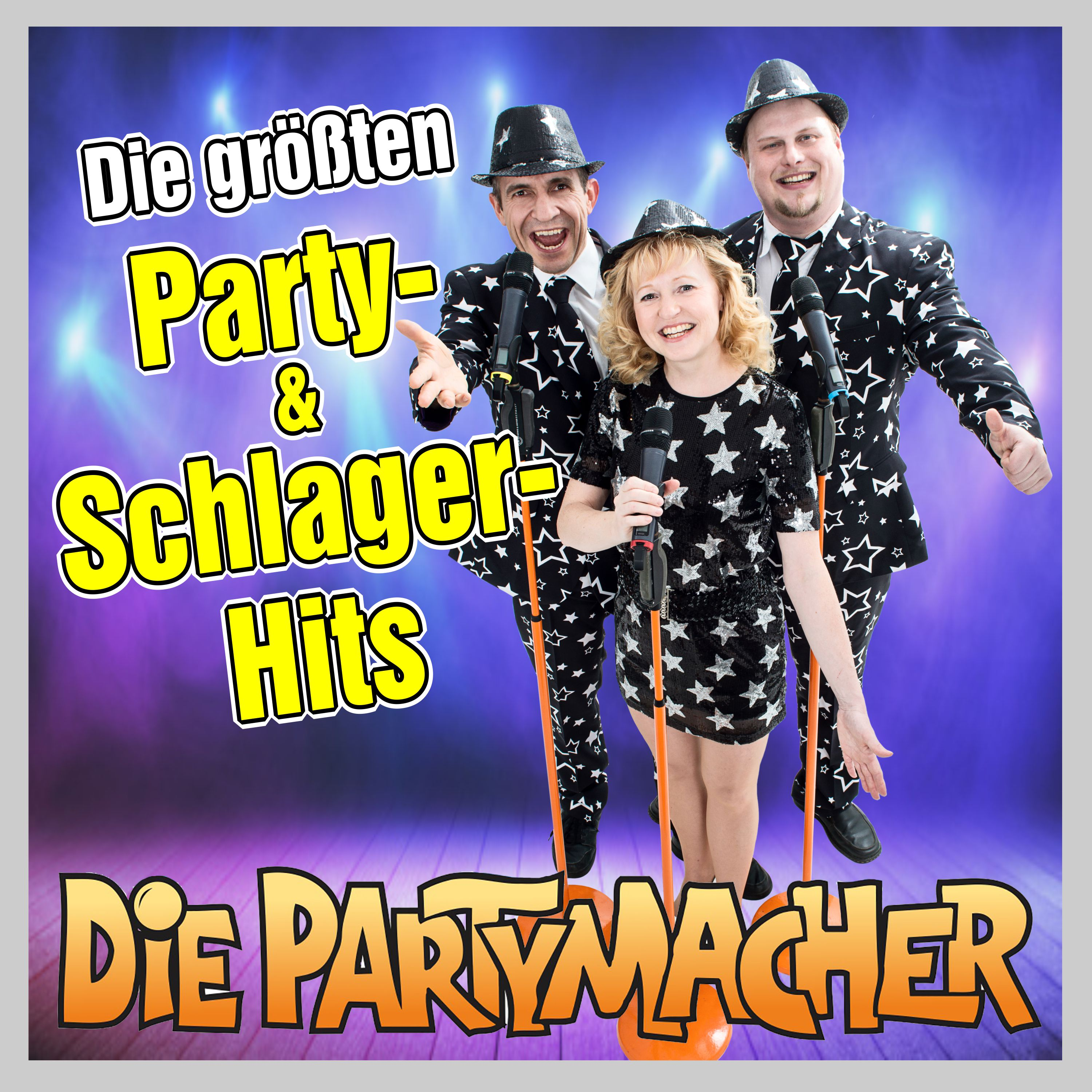 Cover Die Partymacher